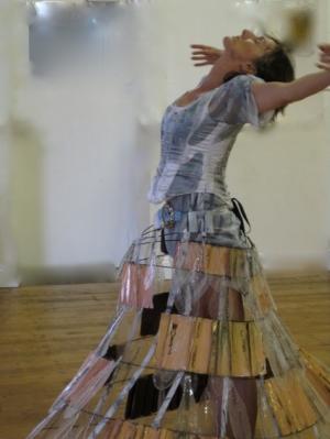 Dancing in a Glass Dress